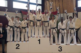 IFK-Karate Schweizermeisterschaft 2017 in Kerns Obwalden